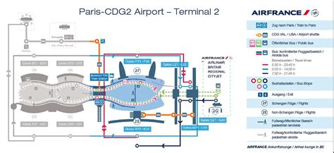 cdg airport map map charles de gaulle airport