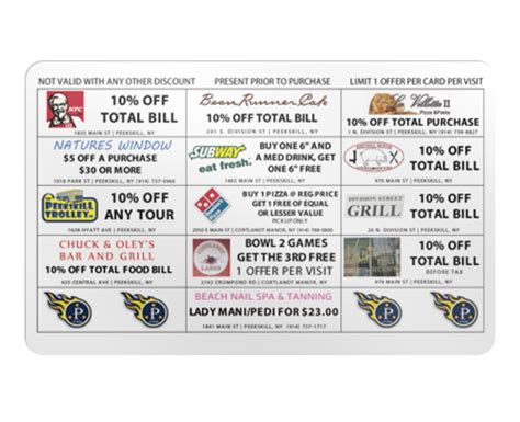 Ultimate Gift Card Fundraiser - plastic fundraising cards and key tags fundraising and restaurant discount cards for