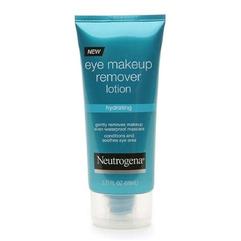 Neutrogena Free Eye Lip Makeup Remover Pembersih Make Up makeupie we make up