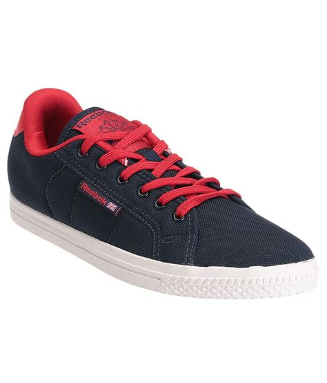 reebok on court iv navy and casual shoes price in