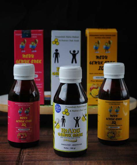 Madu Anak Kamil Rasa Strawberry refill madu distributor madu bersanad dan bergaransi