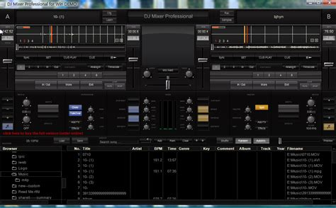 mp3 cutter dj mixer free download dj mixer pro for windows free download and reviews fileforum