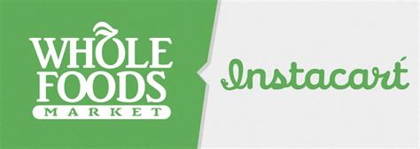 Whole Foodsinstacart Detox by Whole Foods Signs On With Instacart In Its Bid To Win