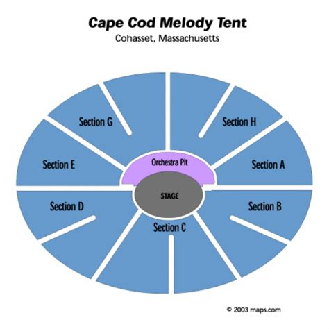 cape cod melody tent seating cape cod melody tent seating chart cape cod melody tent