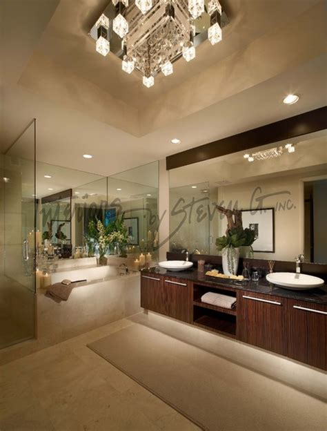 Interior By Steven G interiors by steven g contemporary bathroom miami