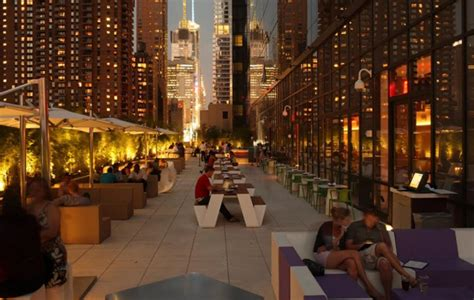 Roof Top Bars In New York by Rooftop Bars In Nyc