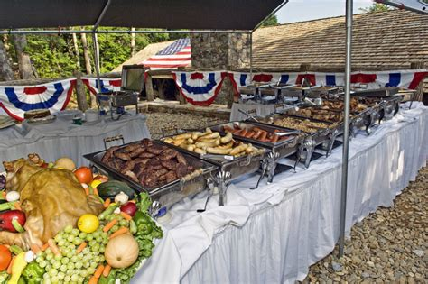 Lets A House Reunion by Catering Dillard House