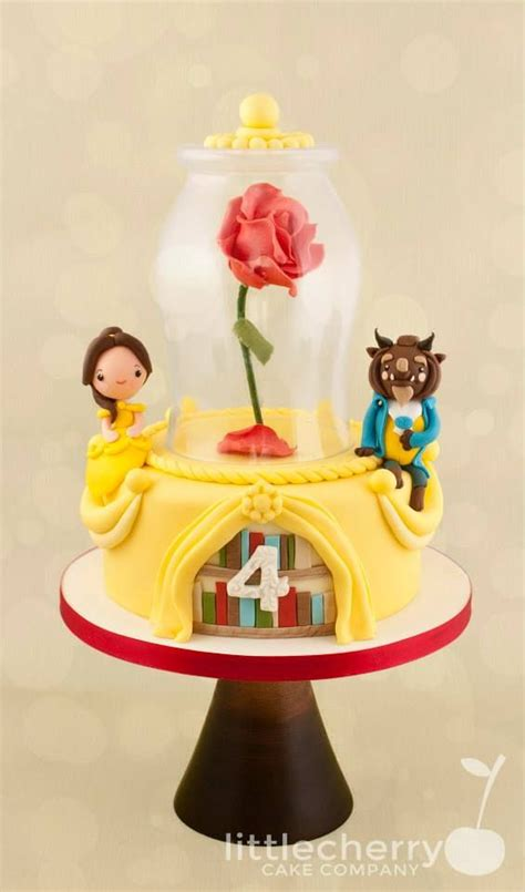 ideas  belle cake  pinterest disney theme cupcakes birthday roses  bridal