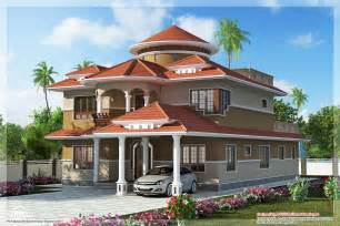Design A Dream Home Beautiful Dream Home Design In 2800 Sq Feet Kerala Home