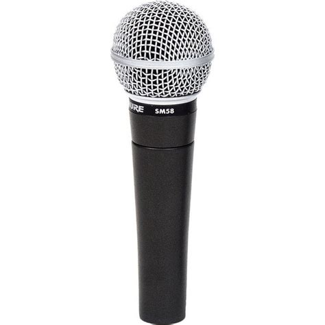 shure sm58 lc dynamic vocal cardioid microphone full compass shure sm58 lc dynamic microphone nearly new at