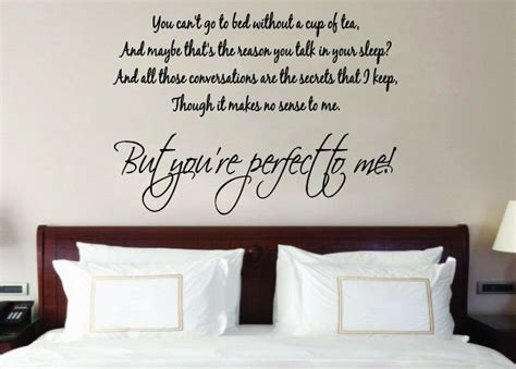 wall stickers lyrics one direction to me song lyrics wall