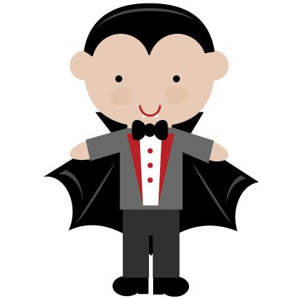 halloween cute vampire clipart clipartxtras