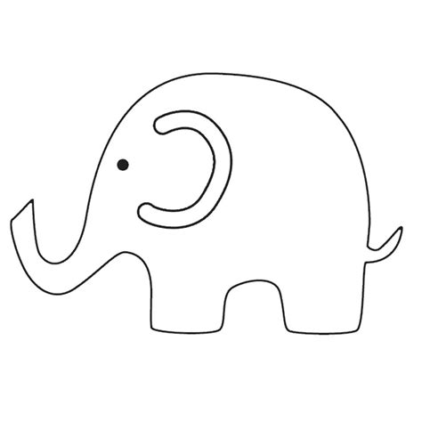 free printable elephant art elephant printables templates elephant pictures baby