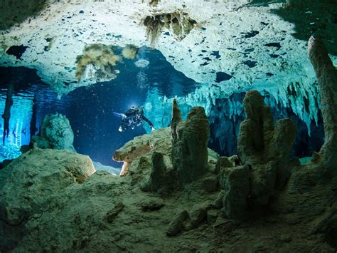 water scooter canada amazing underwater caves where you can swim and scuba dive