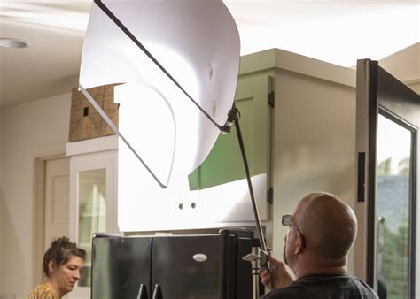 Bouncing On The Ceiling by Flex Light Review And Photometrics By Matthew Jeppsen Dp