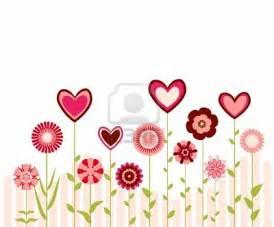 imgenes de con rosas y corazones imgenes de imagenes de flores y corazones