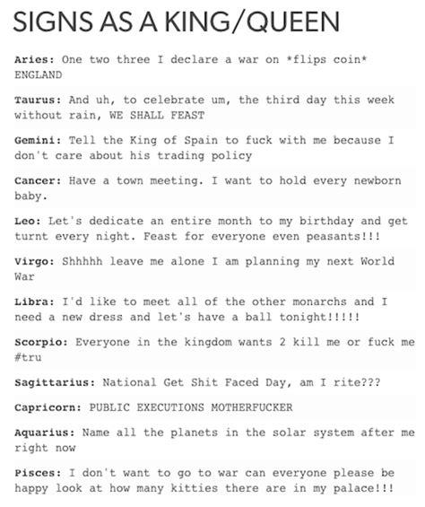 Zodiac Meme - 15 times zodiac memes were accurate af buzzfeed