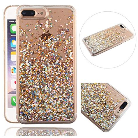 Best Casing Cover Iphone Glitter Iphone 7 Plus Ultra Thin Sof iphone 7 plus glitter transparent clear floating sparkle hearts liquid bling glitter