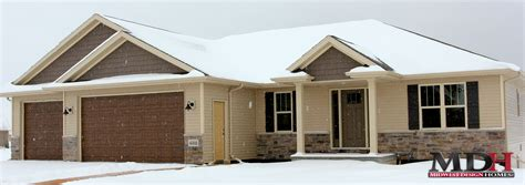 ranch house garage doors ranch style home with siding vinyl shake in gables
