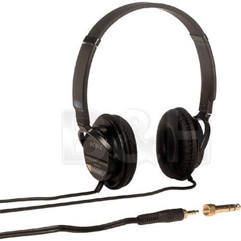 Headphone Original Sony Mdr 7502 Profesional Studio Monitor sony mdr 7502 headphone mdr 7502 b h photo
