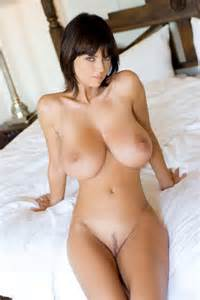 pretty face and nicest set of nude bru te breasts