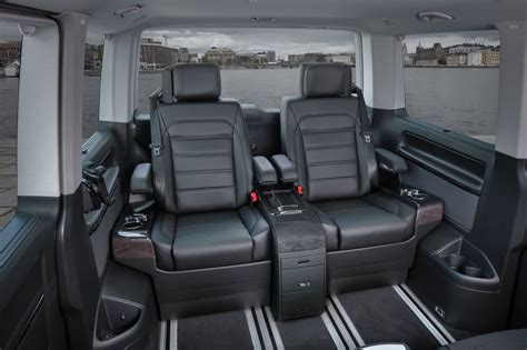 volkswagen concept van interior volkswagen 2015 multivan business vw s exec tech