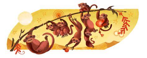 tema doodle hari ini selamat tahun baru imlek gong xi fa cai jadi tema