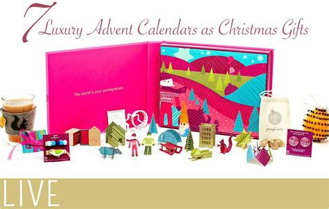 7 luxury advent calendars as christmas gifts everythingmom