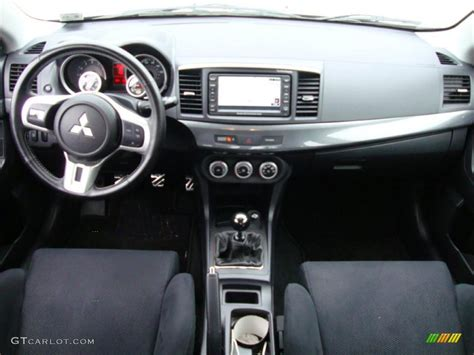 2008 Mitsubishi Lancer Interior by Black Interior 2008 Mitsubishi Lancer Evolution Gsr Photo