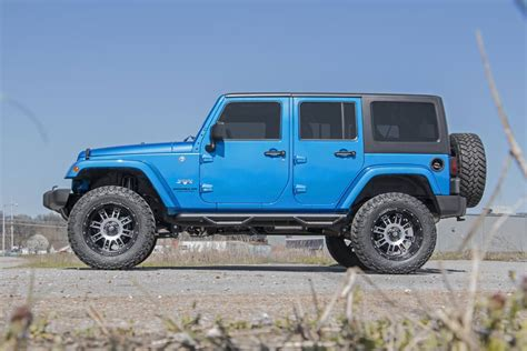 country 609s 3 5 quot series ii lift kit for jeep 07