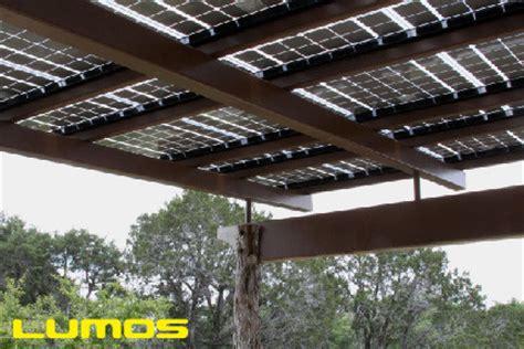 lumos lsx solar patio covers pergola contemporary
