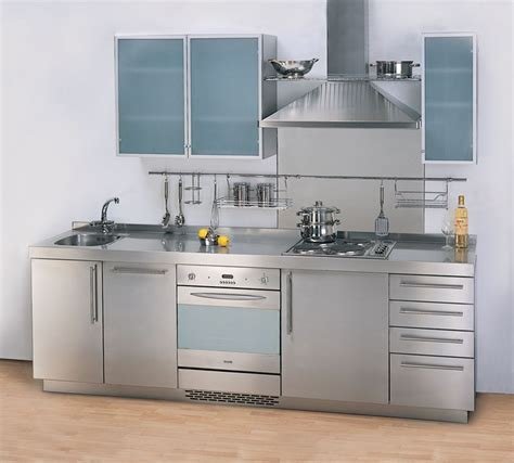 stainless steel kitchen furniture the advantageous and valuable stainless steel kitchen cabinets