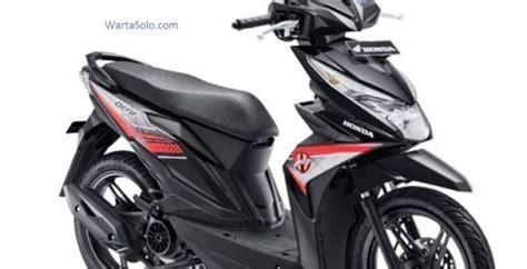 Honda Beat Bekas 2017 harga honda beat cw terbaru maret 2018 spesifikasi mesin