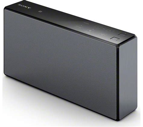 Sony Wireless Speaker by Sony Srs X55b Wireless Speaker Black