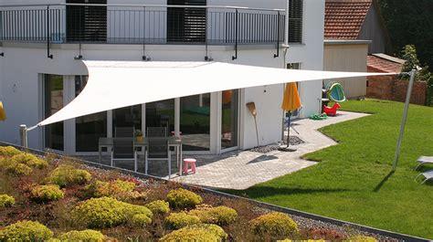 terrassen sonnensegel sonnensegel terasse haus dekoration