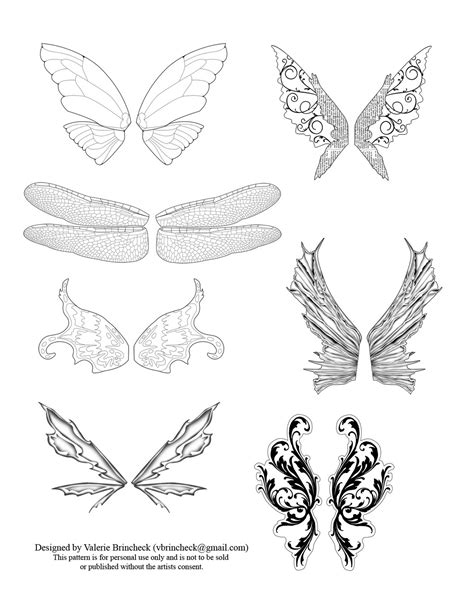 butterfly key template wing template just to tide you here s