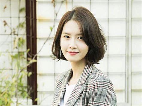 model potongan rambut wanita korea   wallpaper