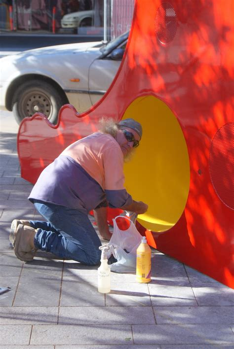 Spray Painting Bendigo Central Sandblasting