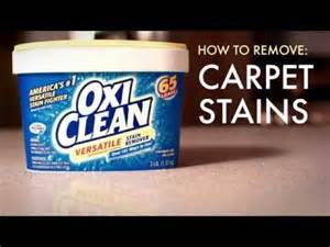 Oxiclean For Carpet Stains How To Clean Carpet Stains With Oxiclean Versatile Stain