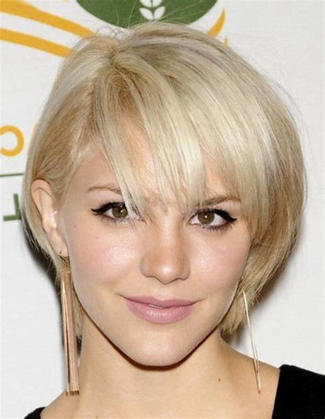 haircuts blonde thin hair 15 chic short hairstyles for thin hair you should not