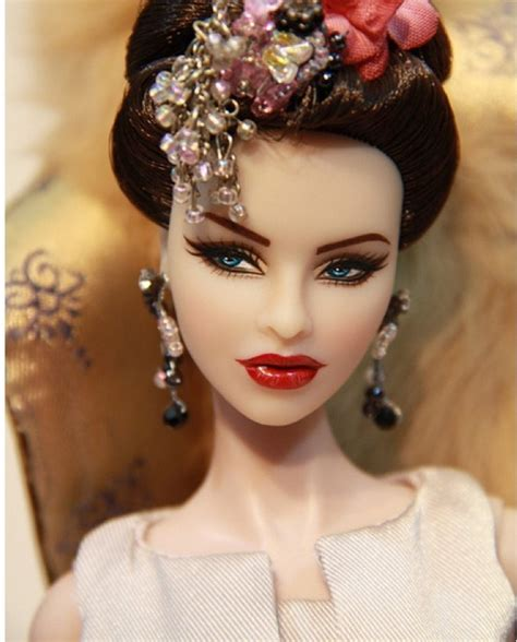 china doll with 3 faces beautiful dolls faces www imgkid the image