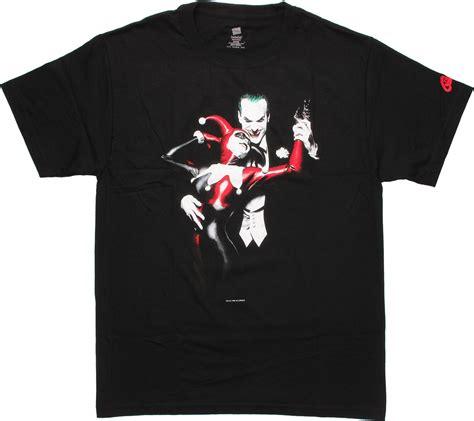 Joker T Shirt joker harley quinn t shirt stylinonline