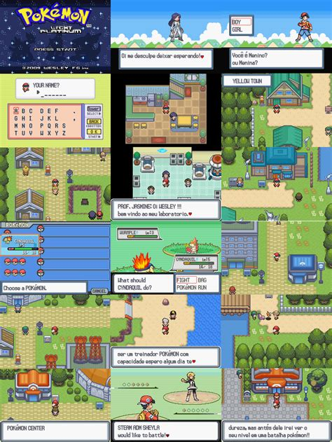 pokemon mega light platinum pokemon light platinum rom hack gba official page
