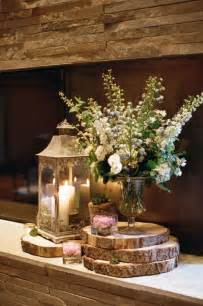 country wedding centerpieces ideas 25 best ideas about wedding fireplace decorations on