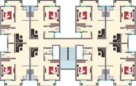 Home Design Layout Plan by 1bhk Cluster Plan Dinesh Nagar