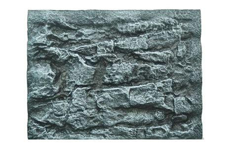 Rock 3d 45cm X 10 Mtr 2 pcs foam rock style 3d aquarium background