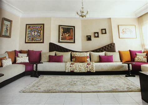 decoration maison marocaine moderne d 233 coration salon marocain la d 233 coration du maroc salon