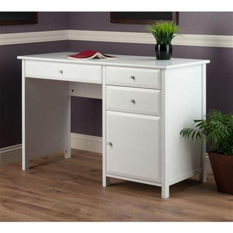 walmart white desk winsome delta office white writing desk 10147 walmart