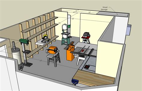 shop woodworking plan layout woodworking plans