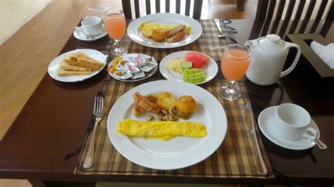 breakfast picture  ashoka tree resort ubud tripadvisor
